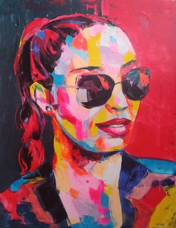 Maria Ilieva Pop Art