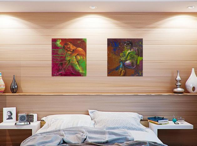 картини за спалня