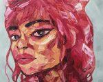портрет по поръчка портрет Портрет по снимка. Рисуване на картини и портрети портрети по снимка поп арт портрет