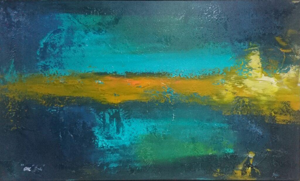 картина за офиса и картина за дома, ръчно рисувана картина ArtVibes Gallery
