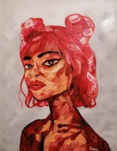 портрет-картина-за-офиса-картина-за-дома-ръчно-рисувана-картина-ArtVibes-Gallery