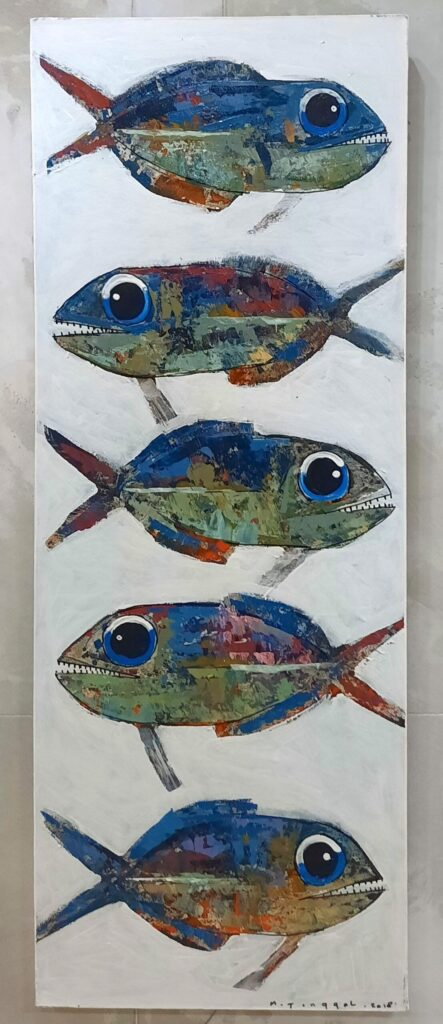 Deep Ocean- Piranha Guards